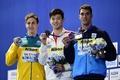 中国の寧沢濤が男子100m自由形で金、第16回世界水泳