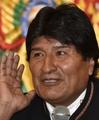 ボリビア大統領4選を可能にする改憲、国民投票で否決