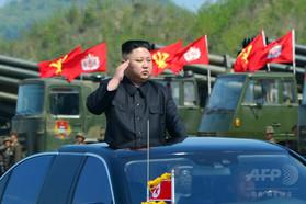 北朝鮮外務省、核実験「いつどこでも実施」と威嚇