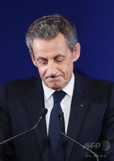 サルコジ前仏大統領、選挙不正会計で裁判へ
