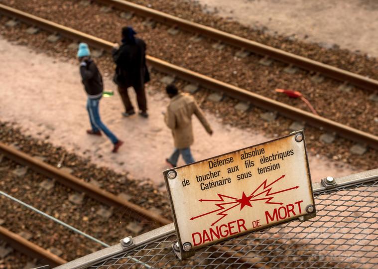 移民の死「怖くて仕事できない」、英仏海峡鉄道の運転士ら悲鳴