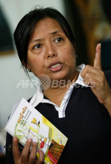 検閲と戦うミャンマーの作家、アジアの文学賞にノミネート