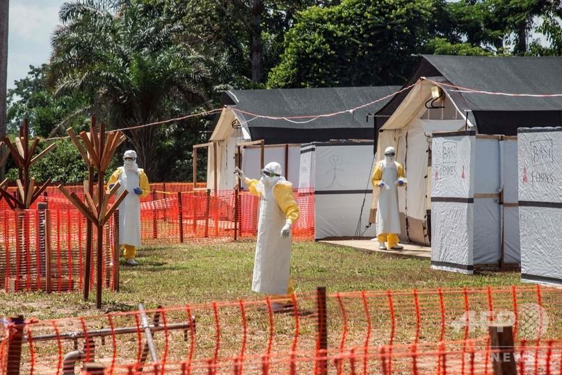 コンゴ民主共和国でエボラ出血熱が再発、20人死亡