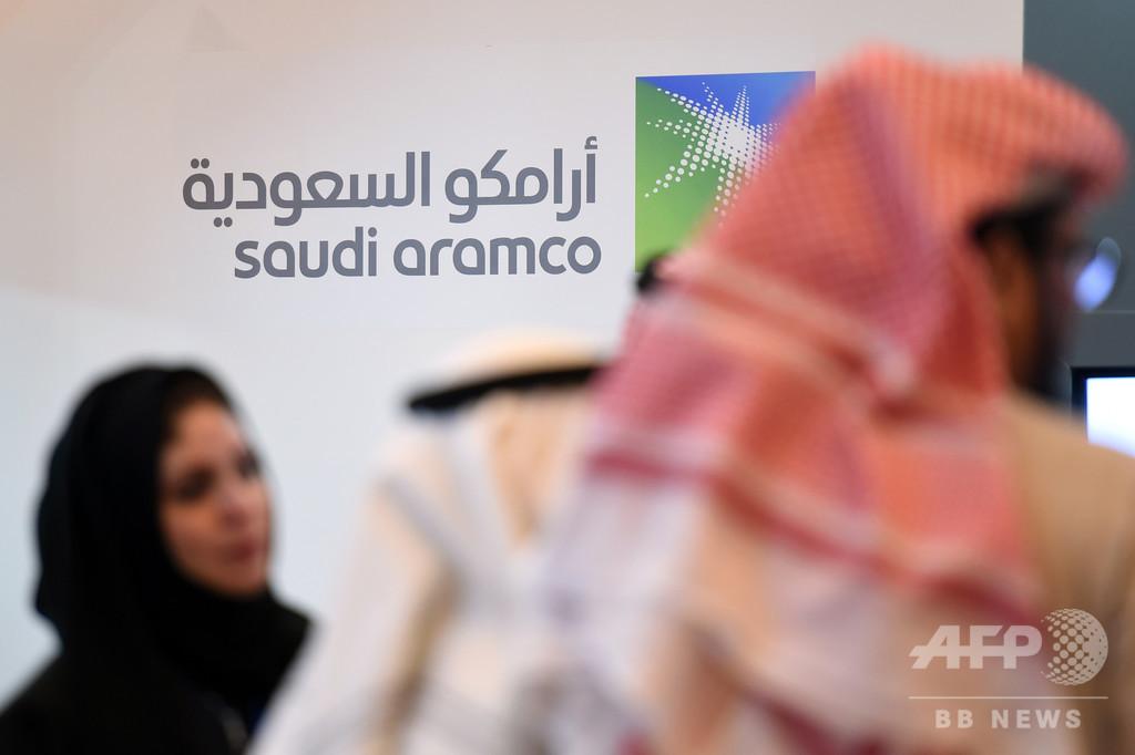 サウジ・アラムコ、石化大手SABIC買収 7.6兆円で株取得