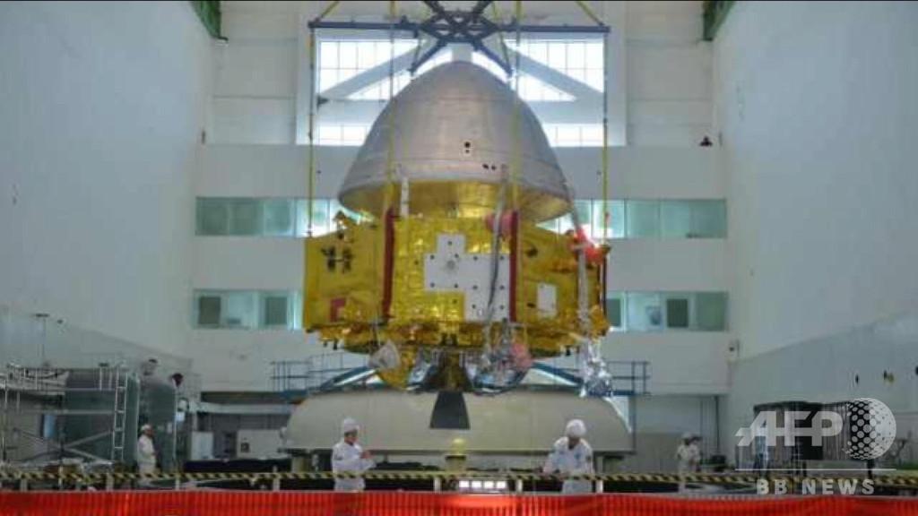 中国の火星探査機初公開、2020年に打ち上げ予定
