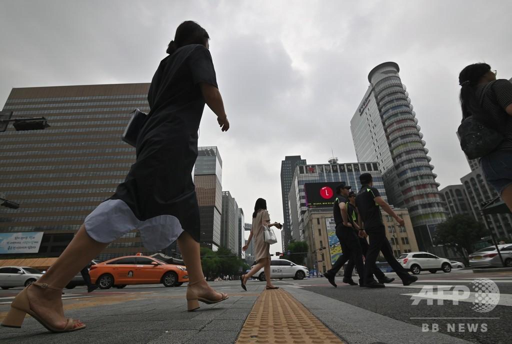 韓国にまん延する職場のパワハラ、解決のゴールは遠く