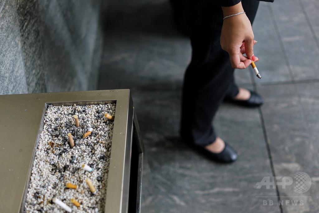 若い女性の肺がん罹患率、男性上回る 喫煙者少ないのになぜ? 米国