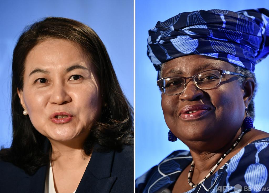 WTO高官ら、次期事務局長にナイジェリア候補を提案 米は反対
