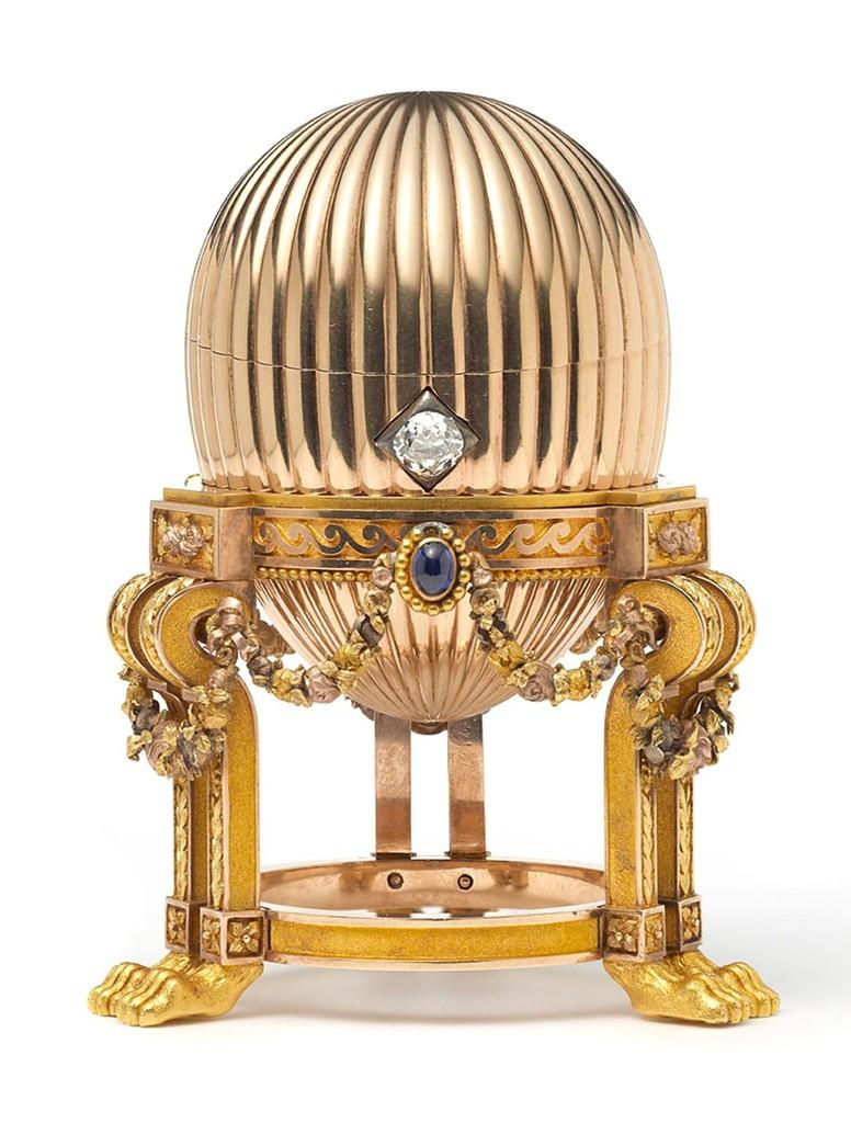 のみの市から34億円、露皇帝のイースター・エッグ見つかる