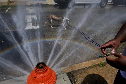 米、中西部から大西洋岸に猛暑 NYで非常事態宣言 イベント中止相次ぐ