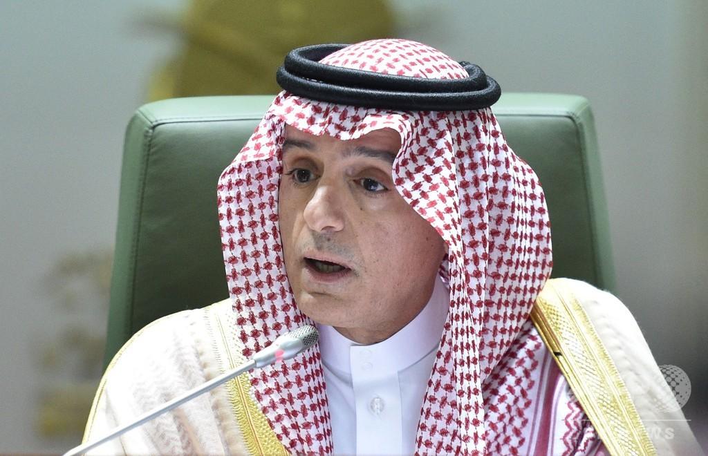 記者殺害、皇太子の責任追及は「越えてはならない一線」 サウジ外相