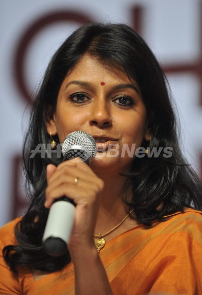 「色白が美しい」の偏見に立ち上がった女優、インド