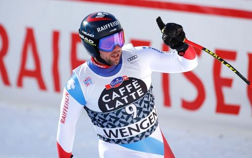 フォイツがヴェンゲンで3勝目、クラマー氏に並ぶ アルペンW杯滑降