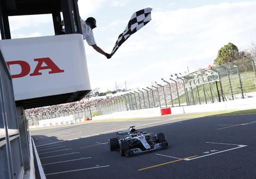 F1日本GP予選、台風で日曜日に順延 主催者発表