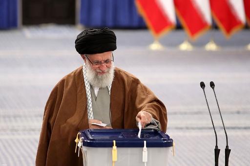 イラン国会選、保守派優勢の見通し 国民の無関心目立つ