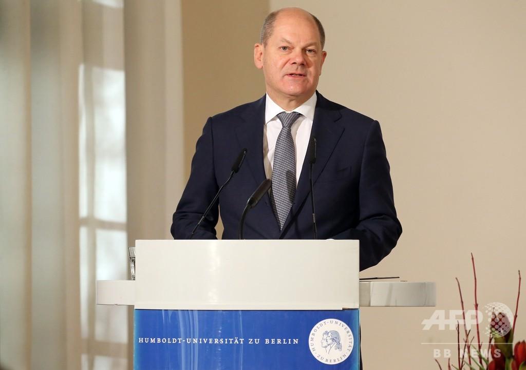 「フランスの国連常任理事国枠をEUに」 独財務相発言に仏反発