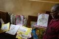 ISの暴虐をひそかに記録、描くことを諦めないアマチュア画家 イラク