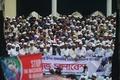 バングラデシュのイスラム団体、ロヒンギャ問題でミャンマーへの軍事行動呼び掛け