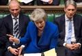英首相 「合意なき離脱」の可能性あると強調、代替案策定に奔走