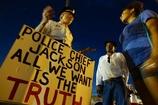 デモ参加者を「狂犬病の犬」呼ばわり、警官を処分 米ミズーリ州