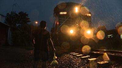 動画:貨物列車の不法移民を支える女性たち メキシコ