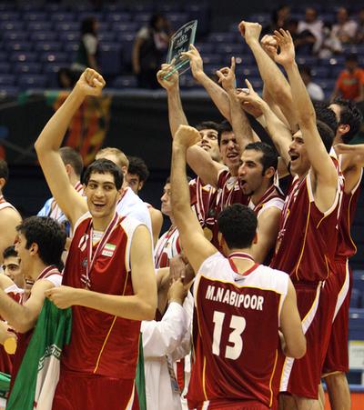 イラン レバノンを降し北京五輪への出場権を獲得