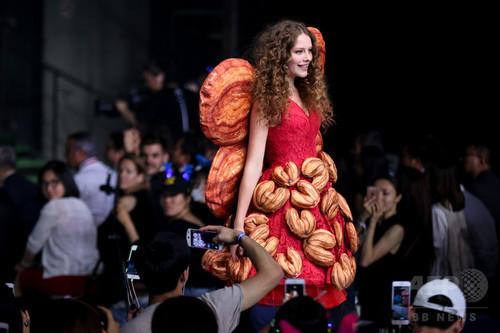 パンとファッションの融合?北京