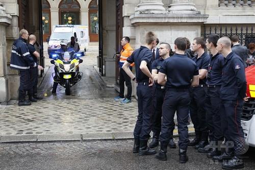 欧州各地で落雷、ポーランドで1人死亡 独仏で数十人負傷