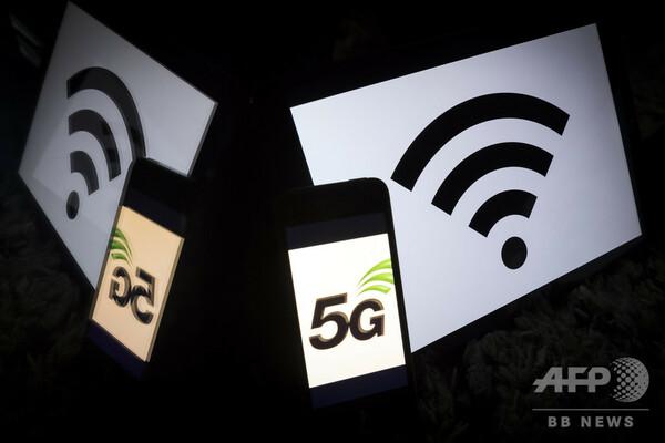 5G覇権は安全保障の要、米軍トップ 米産業界に開発強化を要請