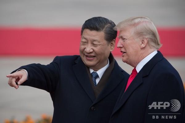 米中首脳、G20で首脳会談か 関係改善は不透明