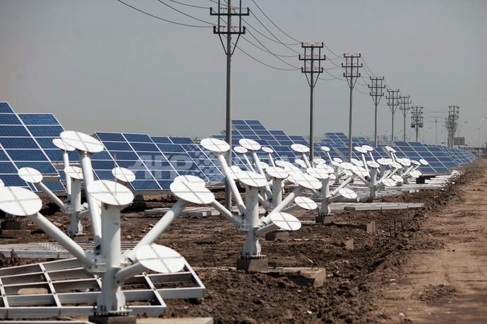 中国が世界の気候変動対策のリーダーに、報告書