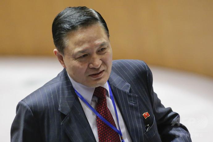 北朝鮮、制裁で国連分担金払えず 総会の投票権喪失も