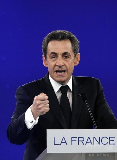 サルコジ前仏大統領、選挙不正会計で正式捜査 再出馬に暗雲