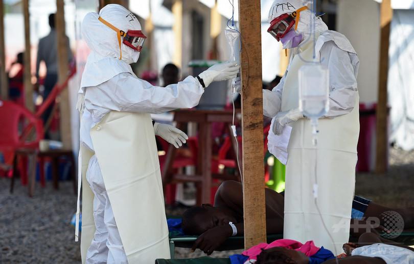 シエラレオネで新たなエボラ熱死者、流行終息遠のく