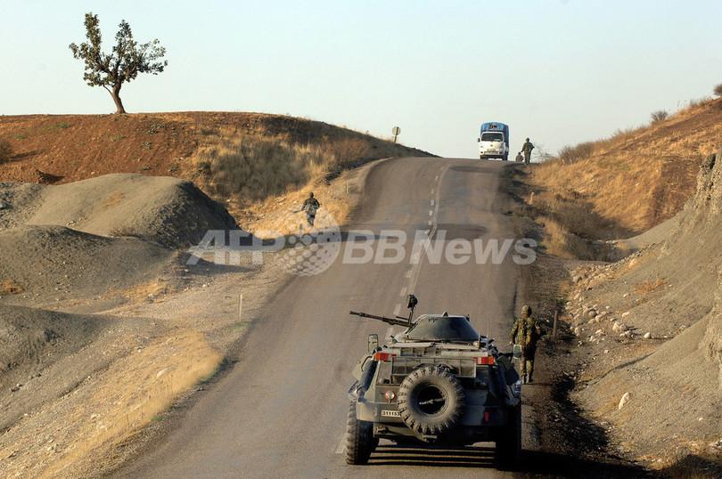 トルコ軍参謀総長、イラク越境攻...