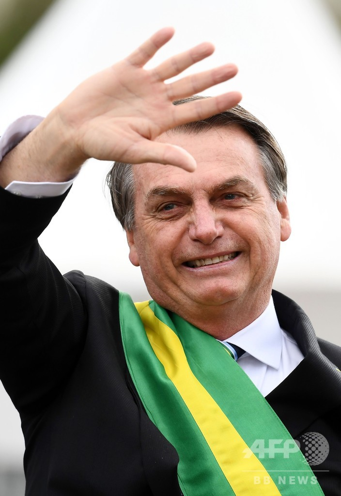 ブラジル大統領、4度目の手術終え退院 国連総会で演説予定