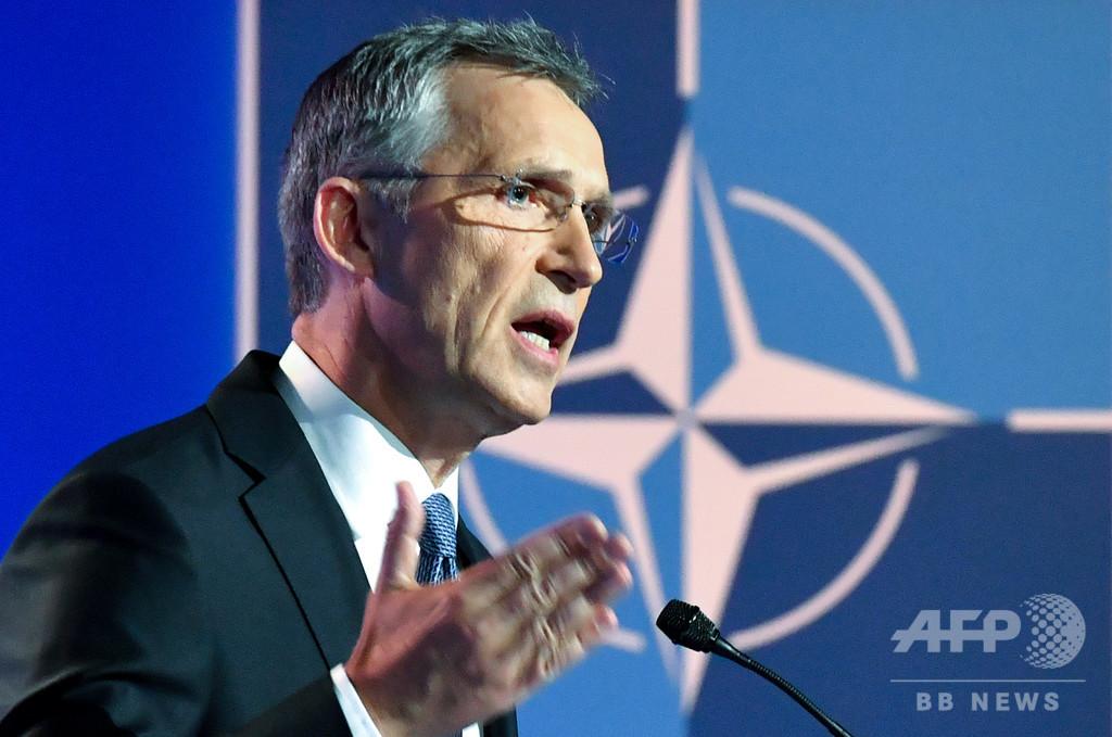 NATOの防衛費支出目標、2018年は7か国が達成