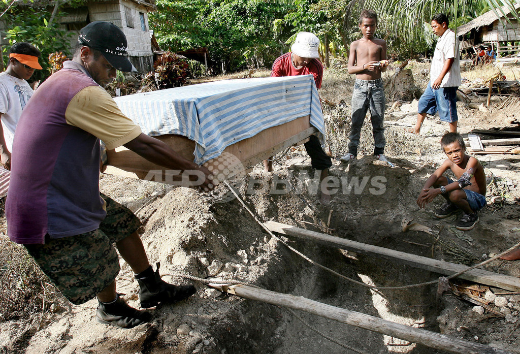 「元の居住地には戻れない」、地震の恐怖を語る被災者 - ソロモン諸島