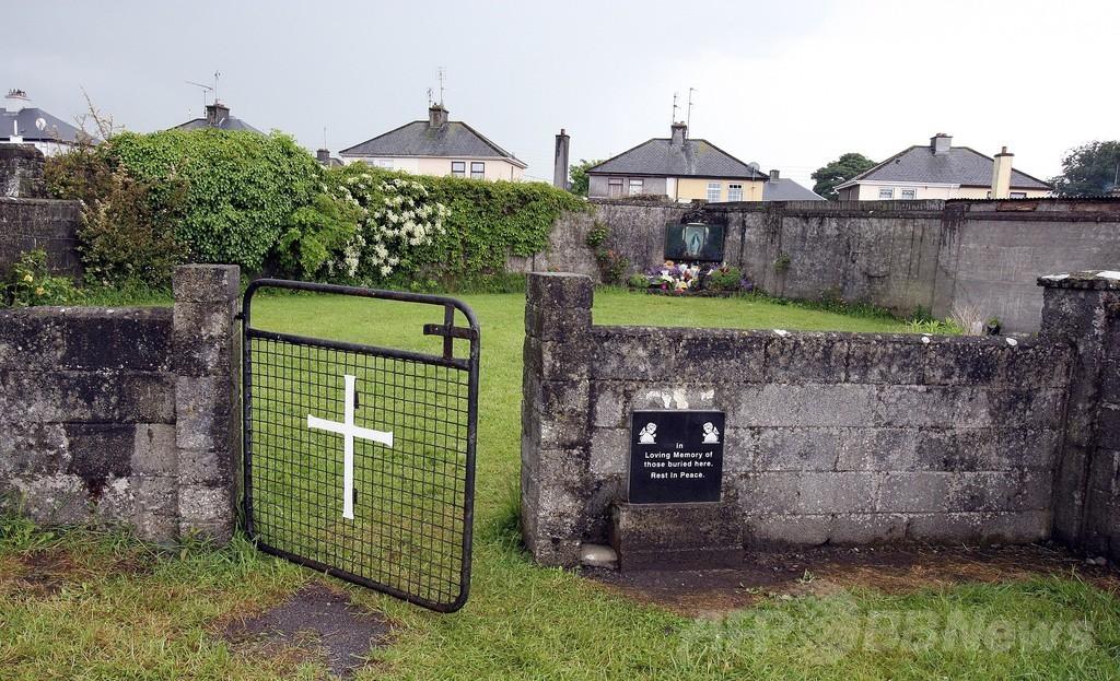 アイルランドのカトリック系施設、子どもでワクチン実験か