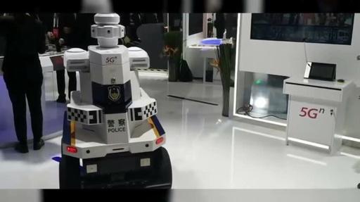 動画:世界5G大会、想像を超える先端技術の数々 中国