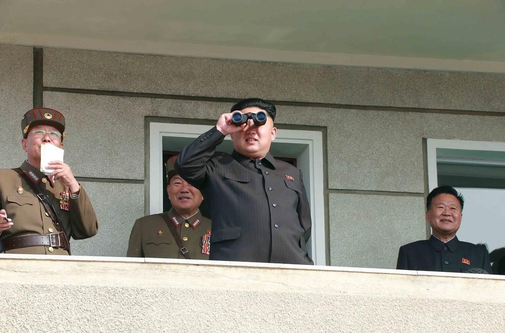 北朝鮮、エボラ熱対策で全外国人の隔離命令