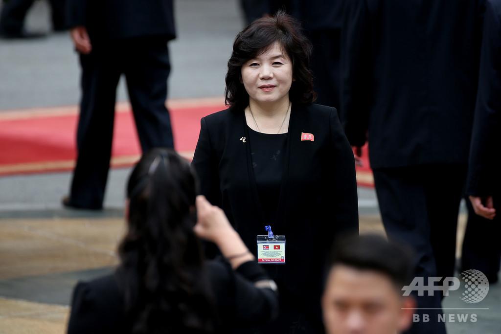北朝鮮、米国との核協議を5日に開催と発表