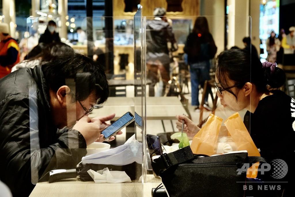 都市封鎖免れるアジアの都市、新型コロナウイルスめぐる世界の対応