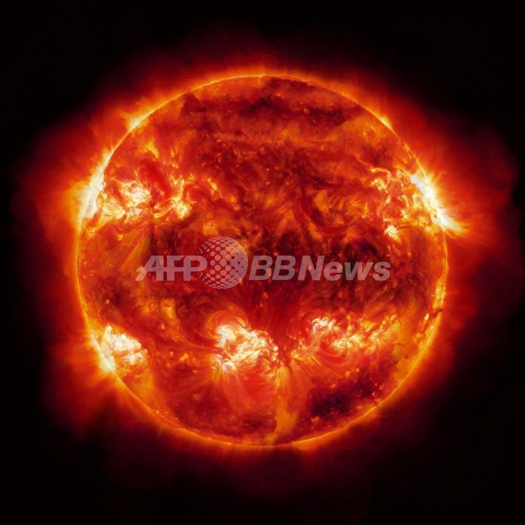 地球滅亡は76億年後、回避策は2つ 写真1枚 国際ニュース:AFPBB News