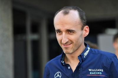 クビサ、ウィリアムズで9年ぶりF1復帰「ほぼ不可能なことが現実に」