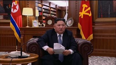 動画:正恩氏、米が制裁維持なら「新しい道」 トランプ氏とはいつでも会うとも