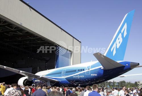 ボーイング「787ドリームライナー」またも納入延期