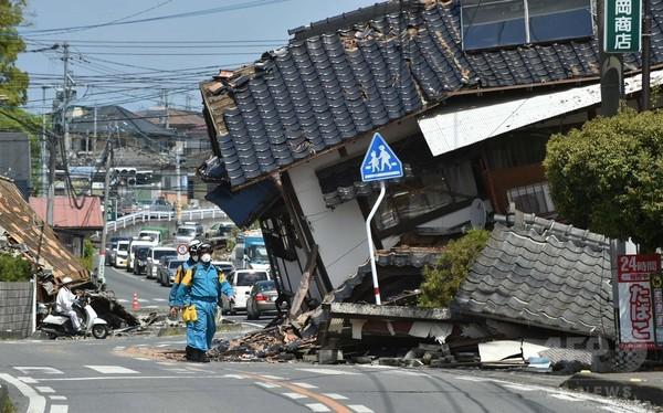 熊本地震の義援金5400万円追加=3市長は給与1カ月分-台湾