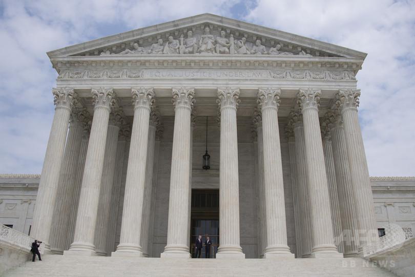 米最高裁、入国禁止令の完全施行...