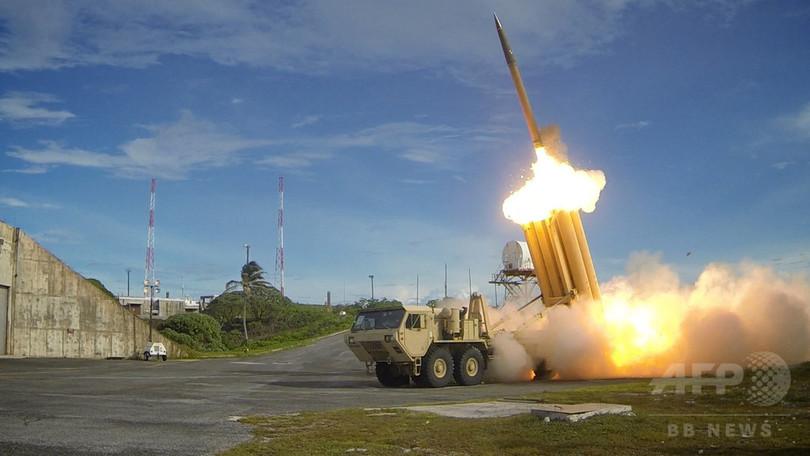 北朝鮮、米韓の迎撃ミサイルに「物理的対応」を警告